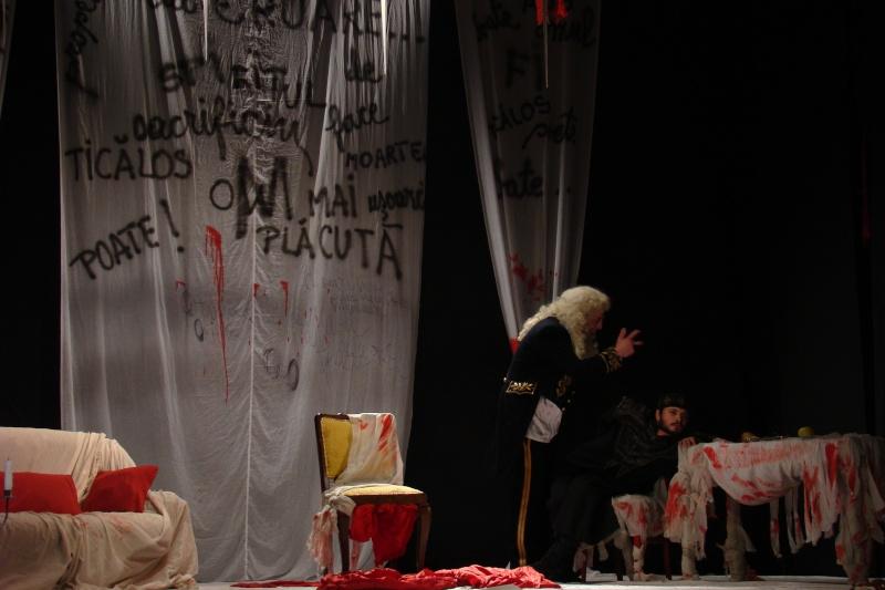 """Premiera """"O sărbătoare princiară"""" la Ateneul Tătărași Teatru12"""