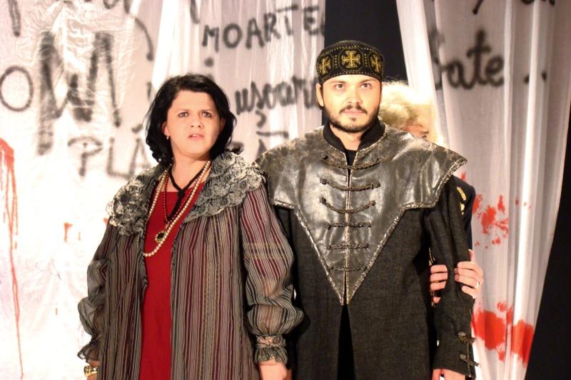 """Premiera """"O sărbătoare princiară"""" la Ateneul Tătărași Teatru13"""