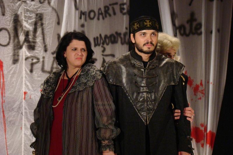 """Premiera """"O sărbătoare princiară"""" la Ateneul Tătărași Teatru14"""