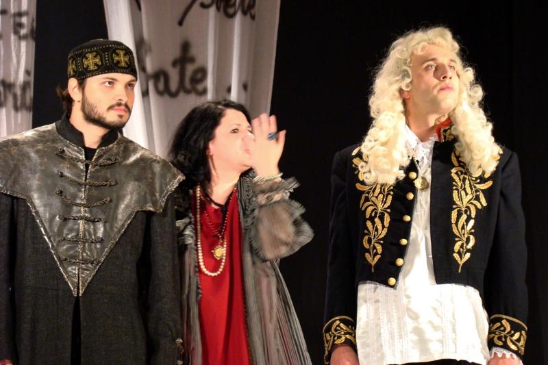 """Premiera """"O sărbătoare princiară"""" la Ateneul Tătărași Teatru15"""