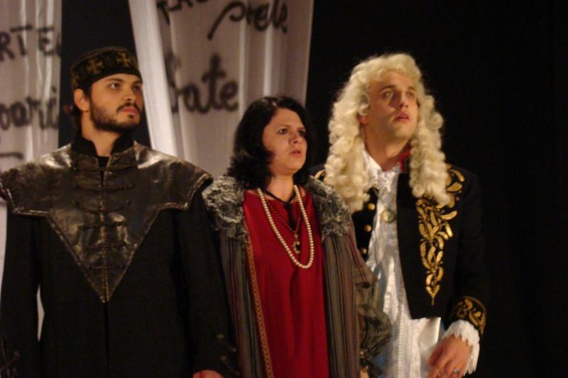 """Premiera """"O sărbătoare princiară"""" la Ateneul Tătărași Teatru16"""