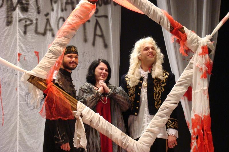 """Premiera """"O sărbătoare princiară"""" la Ateneul Tătărași Teatru17"""