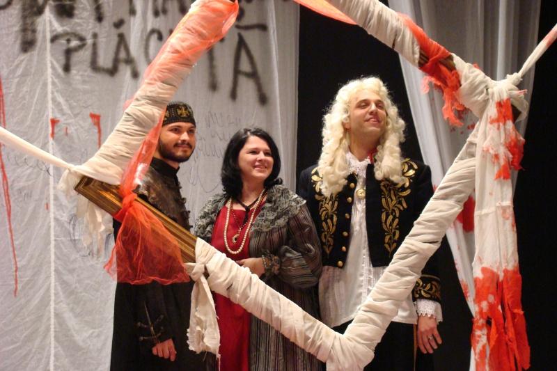 """Premiera """"O sărbătoare princiară"""" la Ateneul Tătărași Teatru18"""