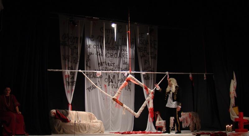 """Premiera """"O sărbătoare princiară"""" la Ateneul Tătărași Teatru20"""