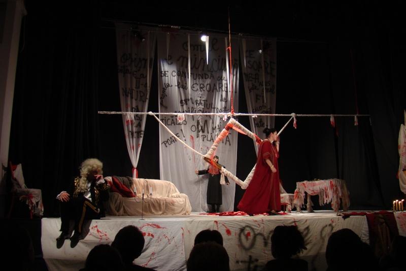 """Premiera """"O sărbătoare princiară"""" la Ateneul Tătărași Teatru21"""
