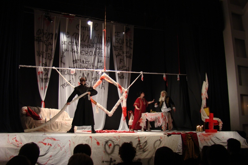 """Premiera """"O sărbătoare princiară"""" la Ateneul Tătărași Teatru22"""