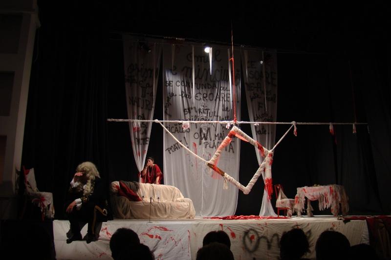 """Premiera """"O sărbătoare princiară"""" la Ateneul Tătărași Teatru23"""