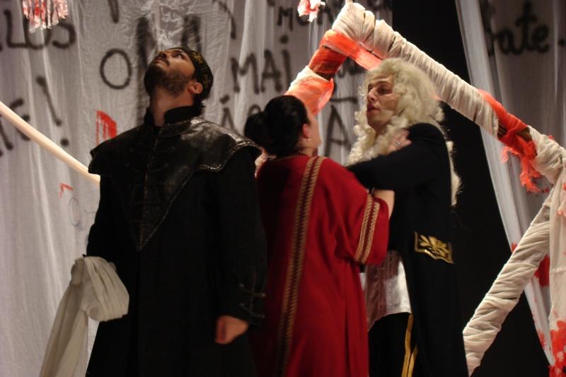 """Premiera """"O sărbătoare princiară"""" la Ateneul Tătărași Teatru24"""