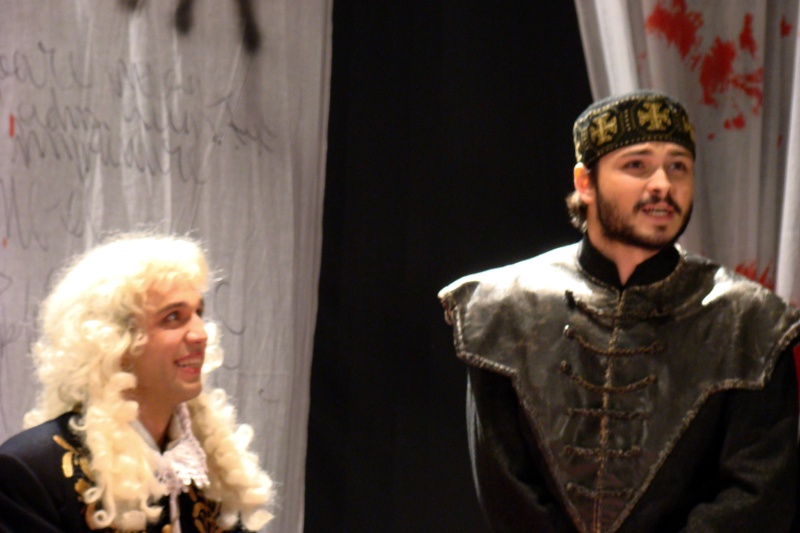 """Premiera """"O sărbătoare princiară"""" la Ateneul Tătărași Teatru29"""