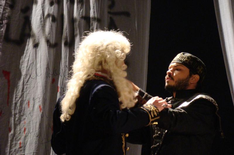 """Premiera """"O sărbătoare princiară"""" la Ateneul Tătărași Teatru30"""
