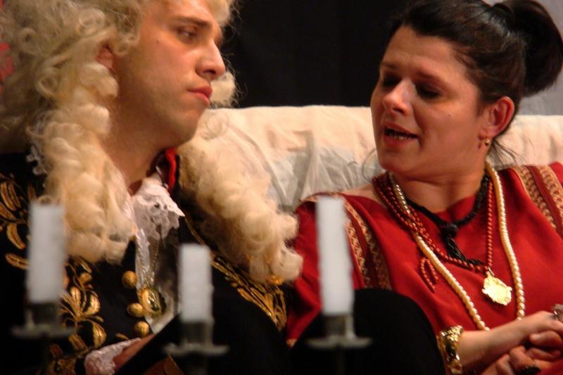 """Premiera """"O sărbătoare princiară"""" la Ateneul Tătărași Teatru33"""