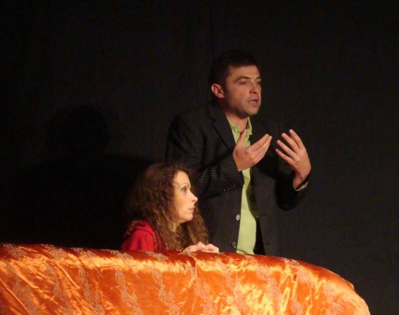 """Festivalul de teatru  """"Dar"""" Iasi Teatru39"""