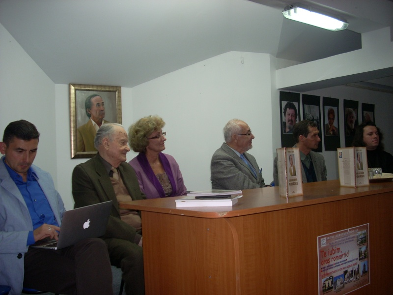 """Lansare de carte:""""Mecena, medic şi misionar Teodorescu"""" de Gheorghe A.M. Ciobanu-23 octombrie 2012 Teodor10"""
