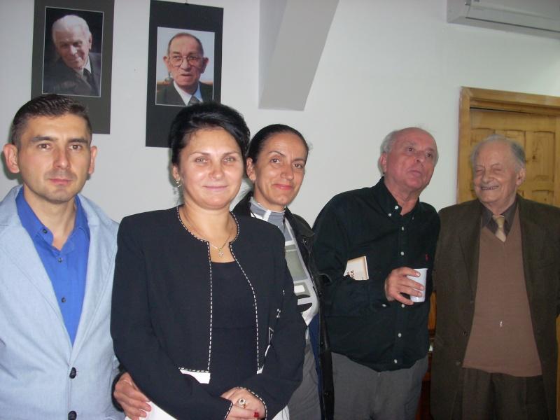 """Lansare de carte:""""Mecena, medic şi misionar Teodorescu"""" de Gheorghe A.M. Ciobanu-23 octombrie 2012 Teodor23"""
