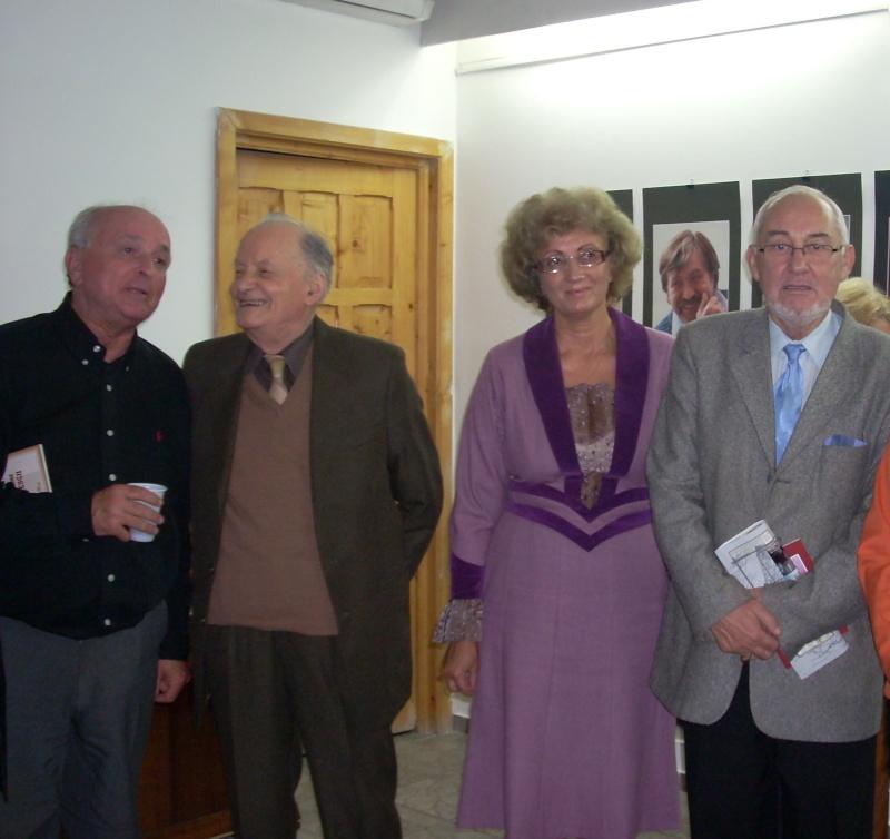 """Lansare de carte:""""Mecena, medic şi misionar Teodorescu"""" de Gheorghe A.M. Ciobanu-23 octombrie 2012 Teodor24"""