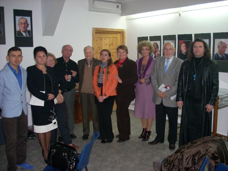 """Lansare de carte:""""Mecena, medic şi misionar Teodorescu"""" de Gheorghe A.M. Ciobanu-23 octombrie 2012 Teodor25"""