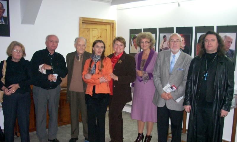 """Lansare de carte:""""Mecena, medic şi misionar Teodorescu"""" de Gheorghe A.M. Ciobanu-23 octombrie 2012 Teodor27"""