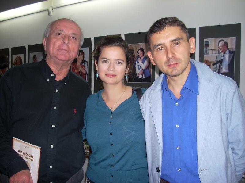 """Lansare de carte:""""Mecena, medic şi misionar Teodorescu"""" de Gheorghe A.M. Ciobanu-23 octombrie 2012 Teodor30"""