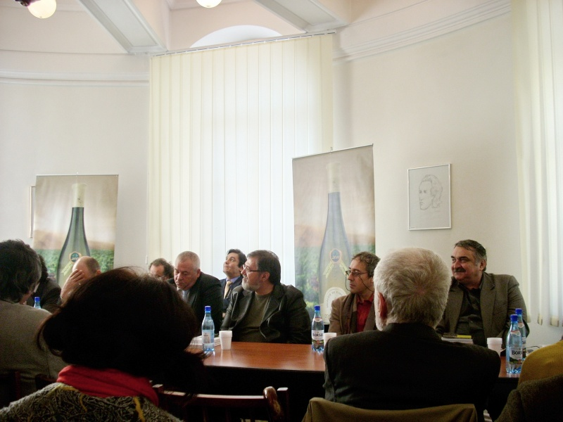 Premiile Filialei ieșene a Uniunii Scriitorilor din România -20 oct 2011 Us-ias11