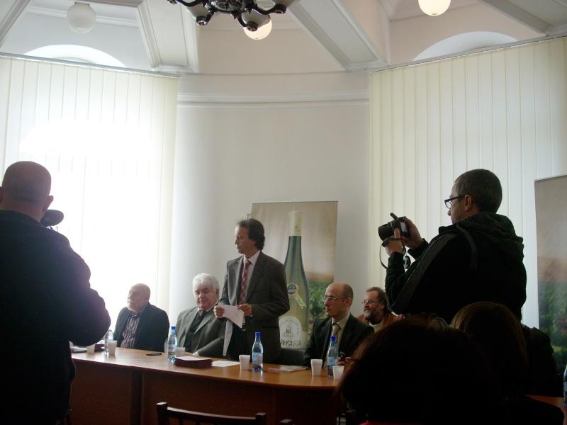 Premiile Filialei ieșene a Uniunii Scriitorilor din România -20 oct 2011 Us-ias14