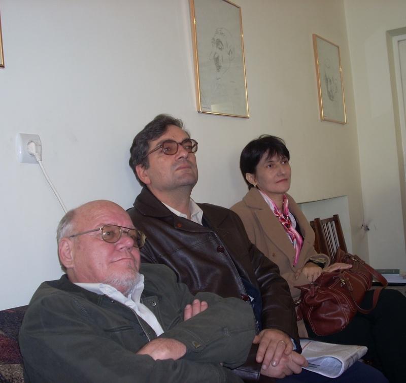 Premiile Filialei ieșene a Uniunii Scriitorilor din România -20 oct 2011 Us-ias18