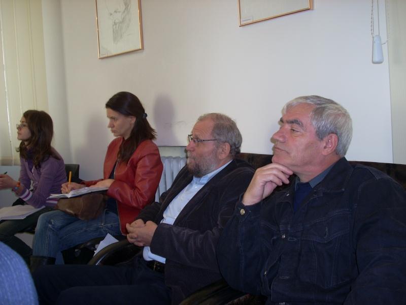 Premiile Filialei ieșene a Uniunii Scriitorilor din România -20 oct 2011 Us-ias22
