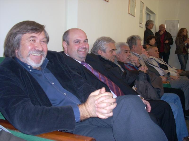 Premiile Filialei ieșene a Uniunii Scriitorilor din România -20 oct 2011 Us-ias23