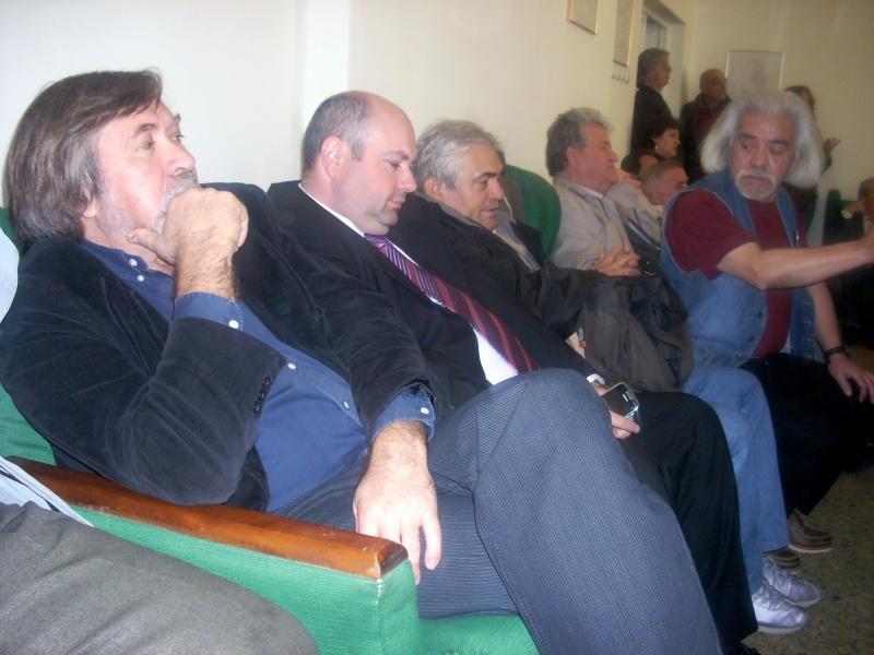 Premiile Filialei ieșene a Uniunii Scriitorilor din România -20 oct 2011 Us-ias24