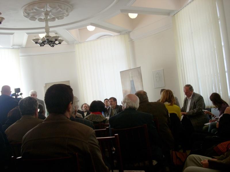 Premiile Filialei ieșene a Uniunii Scriitorilor din România -20 oct 2011 Us-ias28
