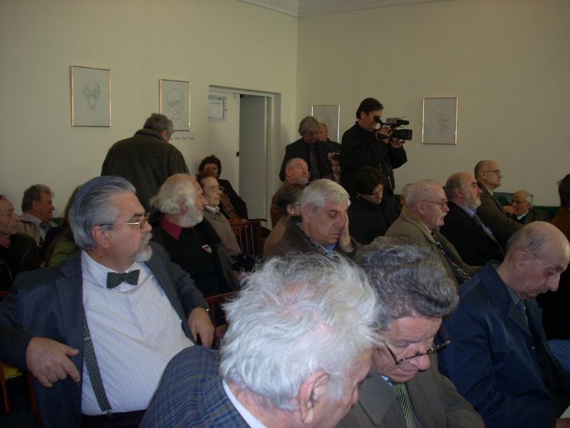 Premiile Filialei ieșene a Uniunii Scriitorilor din România -20 oct 2011 Us-ias31