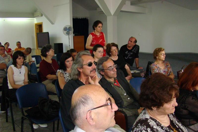 """07 iulie 2011-Sedinta a XV-a A Cenaclului U.P.-Lansare de carte-""""Răscrucea Destinului""""-Vasilica Ilie  Vasili22"""