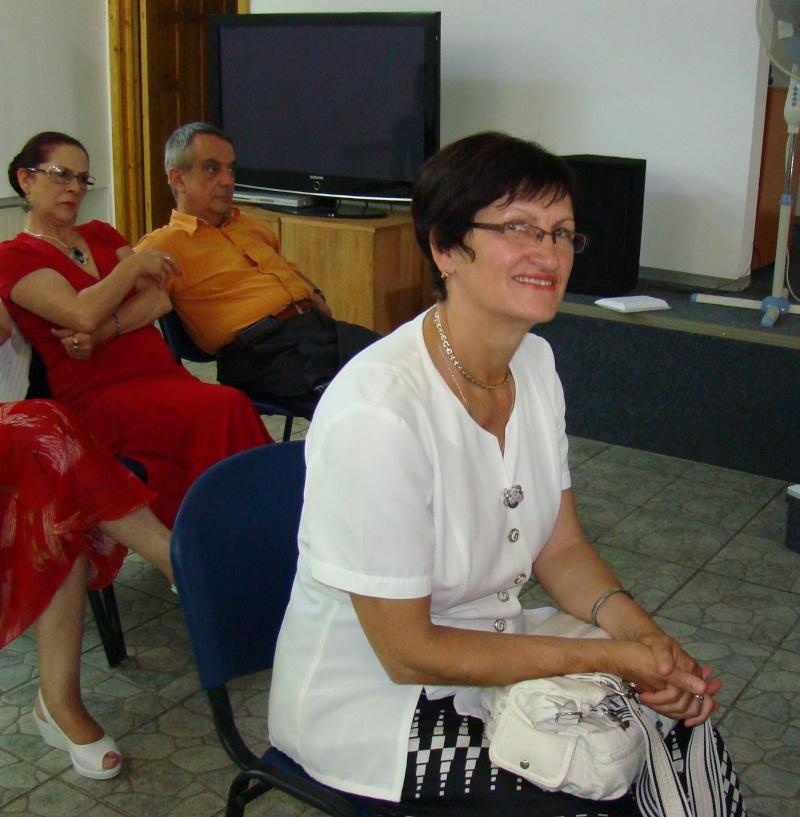 """07 iulie 2011-Sedinta a XV-a A Cenaclului U.P.-Lansare de carte-""""Răscrucea Destinului""""-Vasilica Ilie  Vasili25"""