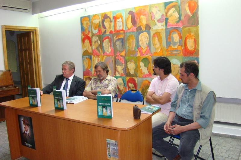 """07 iulie 2011-Sedinta a XV-a A Cenaclului U.P.-Lansare de carte-""""Răscrucea Destinului""""-Vasilica Ilie  Vasili33"""