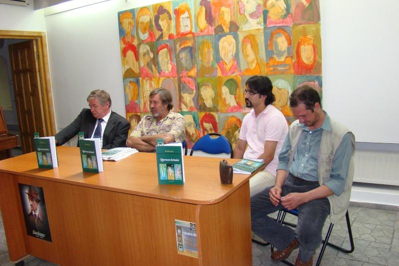 """07 iulie 2011-Sedinta a XV-a A Cenaclului U.P.-Lansare de carte-""""Răscrucea Destinului""""-Vasilica Ilie  Vasili34"""