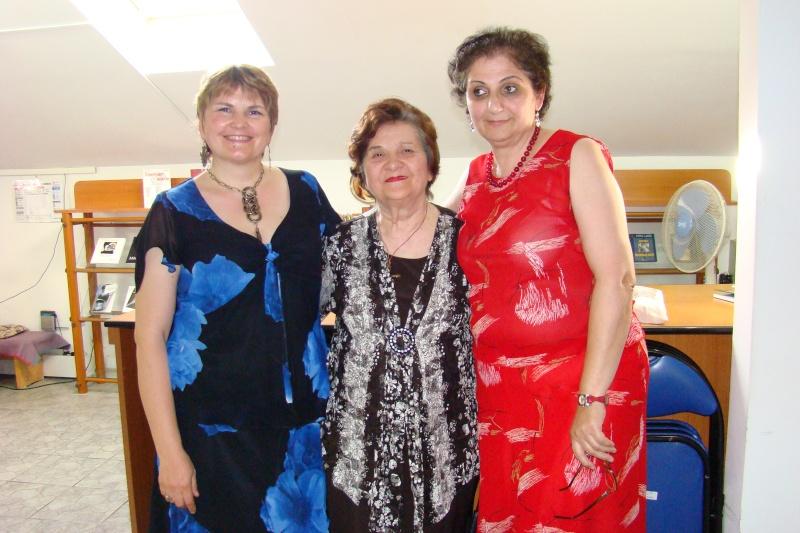 """07 iulie 2011-Sedinta a XV-a A Cenaclului U.P.-Lansare de carte-""""Răscrucea Destinului""""-Vasilica Ilie  Vasili48"""