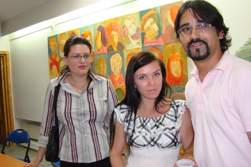 """07 iulie 2011-Sedinta a XV-a A Cenaclului U.P.-Lansare de carte-""""Răscrucea Destinului""""-Vasilica Ilie  Vasili50"""