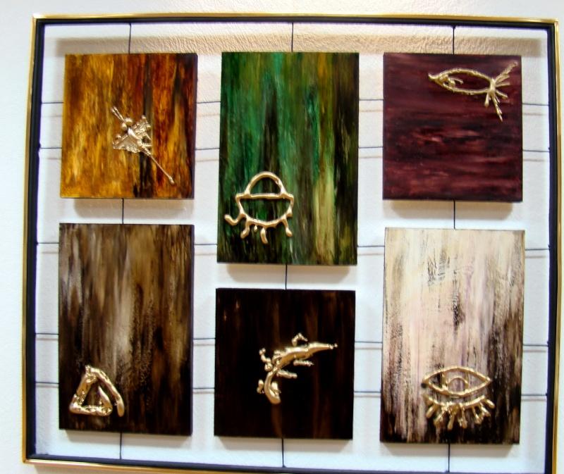 Vernisajul expoziţiei de pictură ART D`ECHO - autor-Liliana Nastas Brătescu-07 dec 2011 Verni188