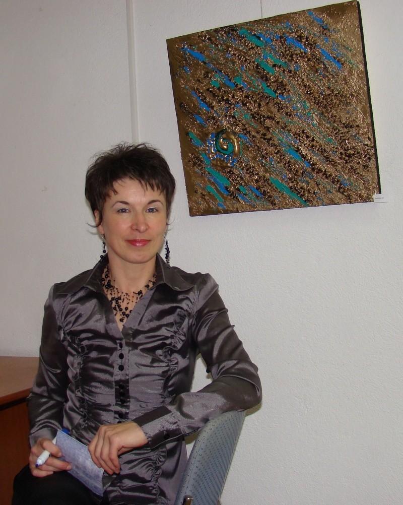 Vernisajul expoziţiei de pictură ART D`ECHO - autor-Liliana Nastas Brătescu-07 dec 2011 Verni224