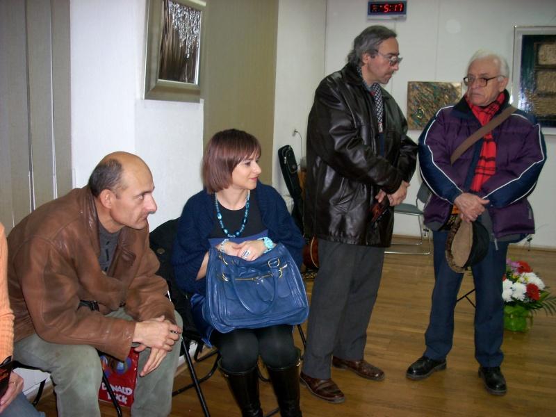 Vernisajul expoziţiei de pictură ART D`ECHO - autor-Liliana Nastas Brătescu-07 dec 2011 Verni230