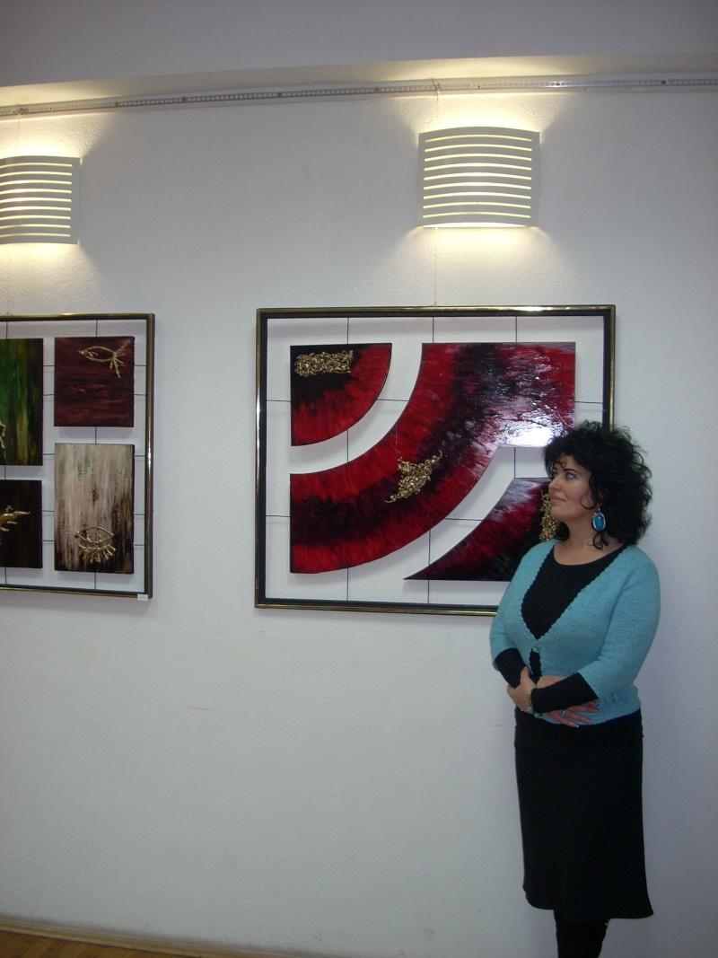 Vernisajul expoziţiei de pictură ART D`ECHO - autor-Liliana Nastas Brătescu-07 dec 2011 Verni232