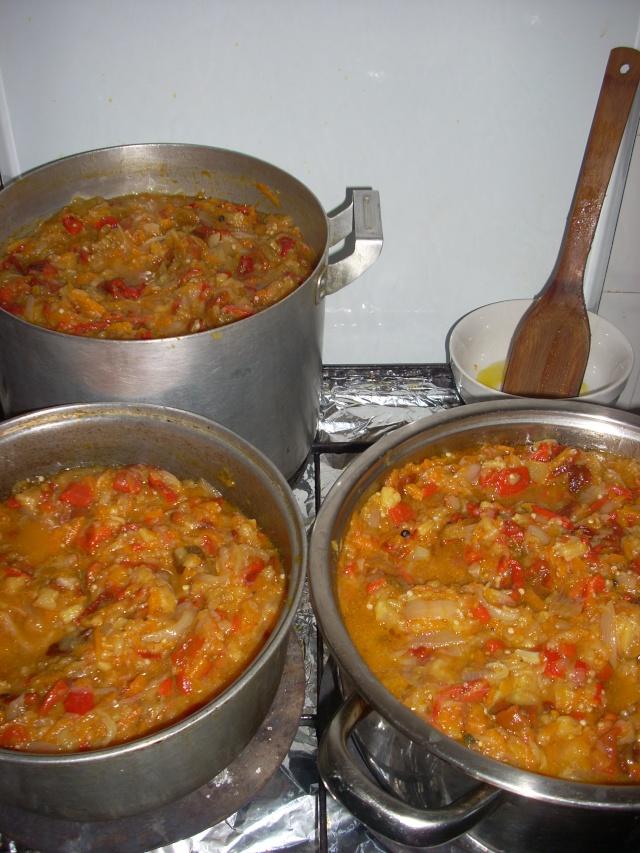 Muraturi in otet si in saramura-alte preparate(conserve din legume) pentru iarna Zacusc14