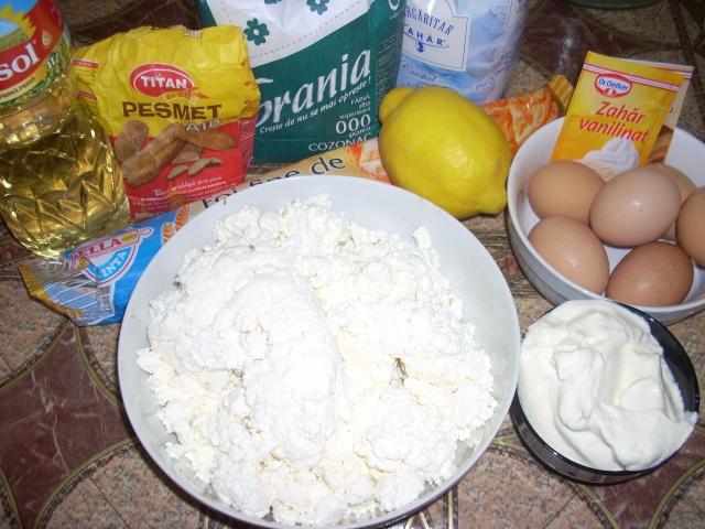 Dulciuri rapide,prajituri de frupt si de post si alte deserturi traditionale Zacusc18