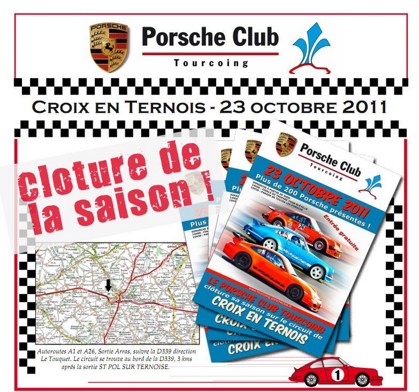 [23/10/2011] - Photos PORSCHE circuit de Croix en Ternois - 135