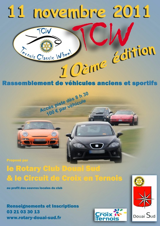 [62][11/11/2011] - Photos Ternois Classic Wheel - Tcw20110
