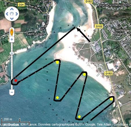Guidel (56):  West Surf Challenge Part IX  - 10 et 11 Septembre 2011 Beachr10