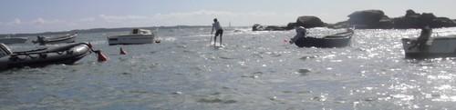 Downwind en pays de Lorient Runtal14