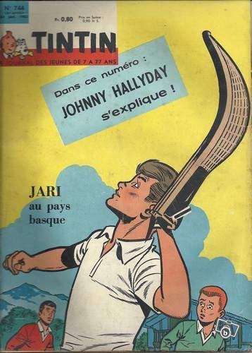 Johnny en bandes déssinées  - Page 2 40646510