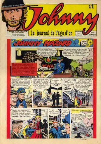 Johnny en bandes déssinées  - Page 2 Jo1v10