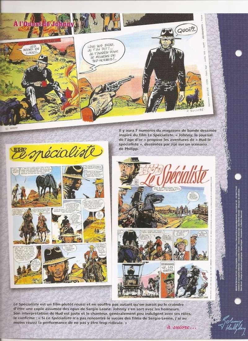 Johnny en bandes déssinées  - Page 2 Numar232
