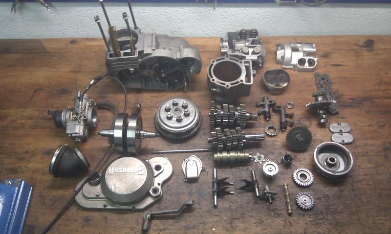 vente moteur hsb 501 année 2000 en pièces détachée Imag0610